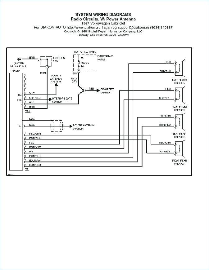 AF_8691] 97 Volkswagen Cabrio Stereo Wiring Diagram Download Diagram