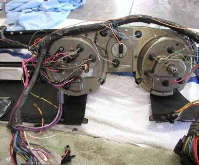 Ol 5950 1972 Chevelle Wiring Diagram Tachometer Wiring Diagram
