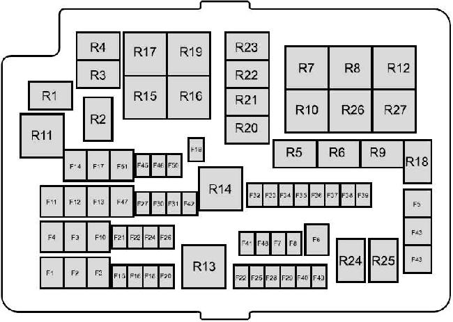 2014 ford f550 fuse box diagram sr 9317  2004 ford ranger fuse relay diagram schematic wiring  2004 ford ranger fuse relay diagram