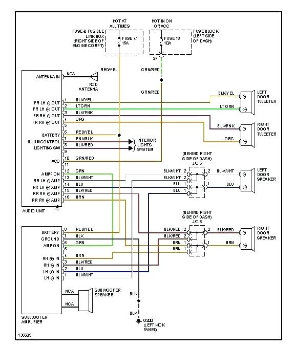 Nissan Navara Audio Wiring Diagram