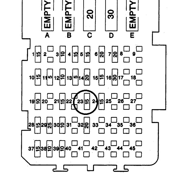 KR_7612] 1996 Lumina Van Blower Fuse Box Diagram Wiring DiagramIosto Puti Inki Impa Sulf Isra Mohammedshrine Librar Wiring 101