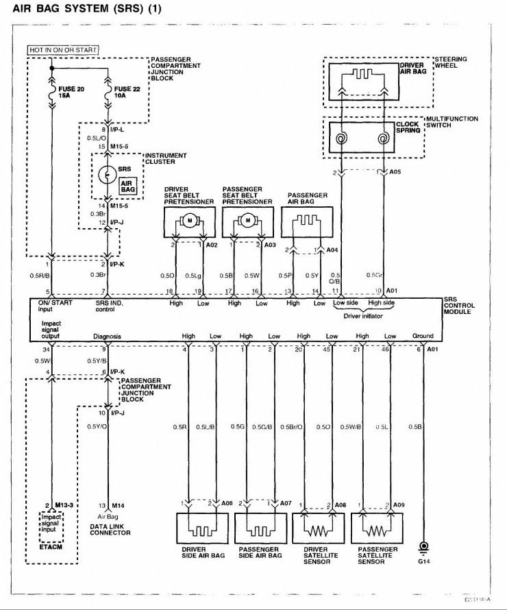2004 Hyundai Santa Fe Car Stereo Radio Wiring Diagram