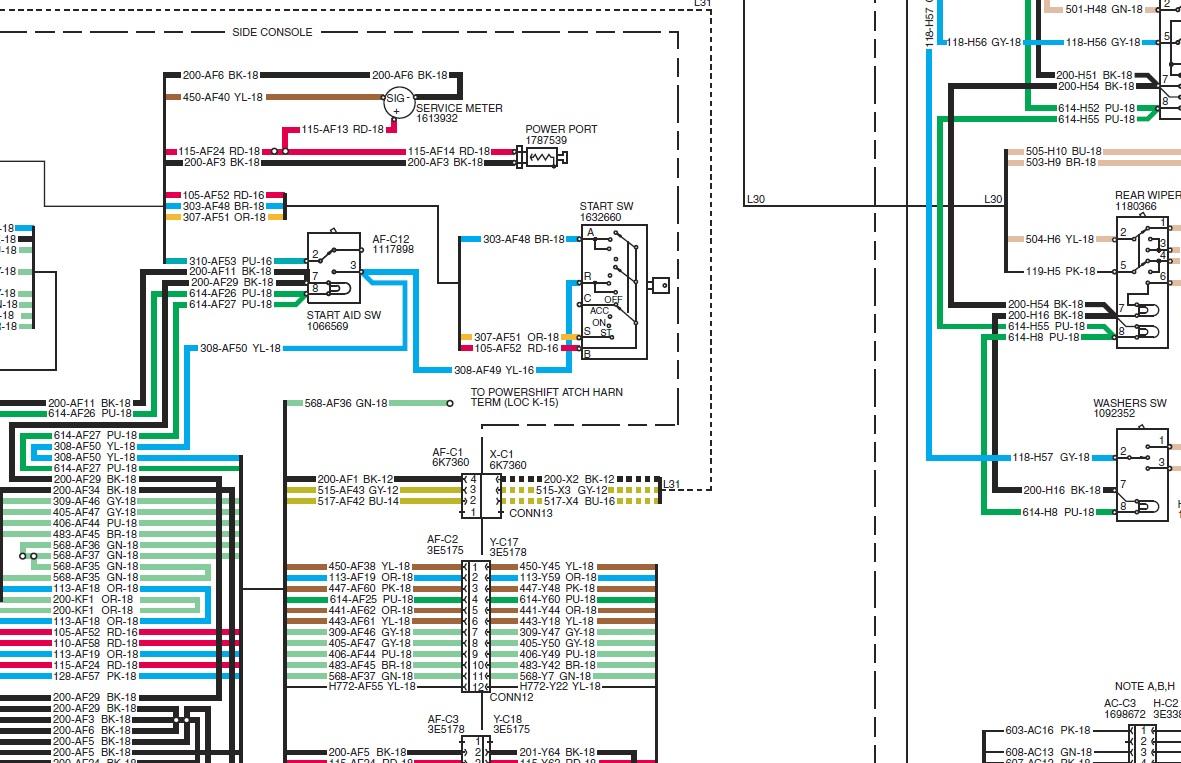 Cat Excavator Wiring Diagrams - wiring diagrams schematicsvanriet-advocaten.nl