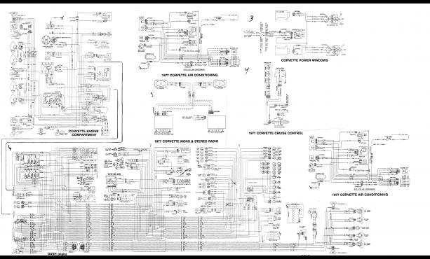 Rw 1270 1974 Corvette Radio Wiring Diagram