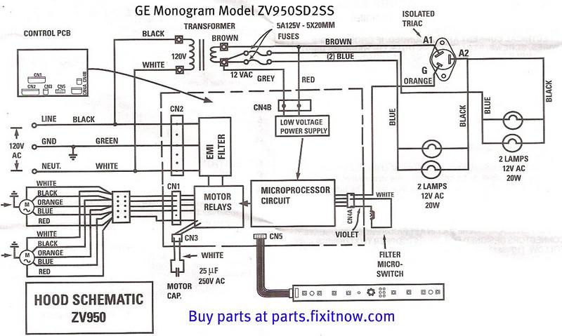 Xc 6479 Ge Monogram Refrigerator Wiring Diagram Free Diagram