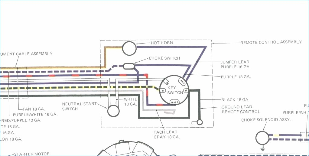 Manitou Ignition Switch Wiring Diagram