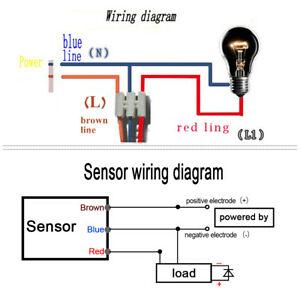 YF_5206] Infrared Motion Sensor Switch On Infrared Motion Sensor Switch Wiring  Schematic WiringTial Spon Vira Mohammedshrine Librar Wiring 101