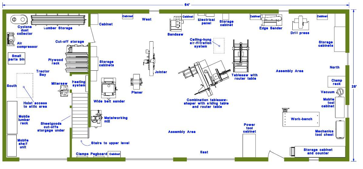NB_7168] Shop Garage Wiring Diagram Schematic WiringWww Mohammedshrine Librar Wiring 101