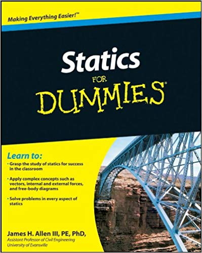 Pleasant Statics For Dummies James H Allen Iii 9780470598948 Amazon Com Wiring Cloud Rdonaheevemohammedshrineorg