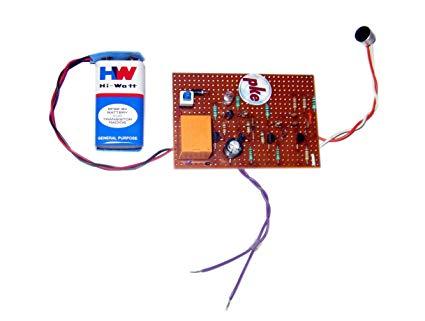 Miraculous Pke Clap Switch Sound Circuit Amazon In Electronics Wiring Cloud Vieworaidewilluminateatxorg