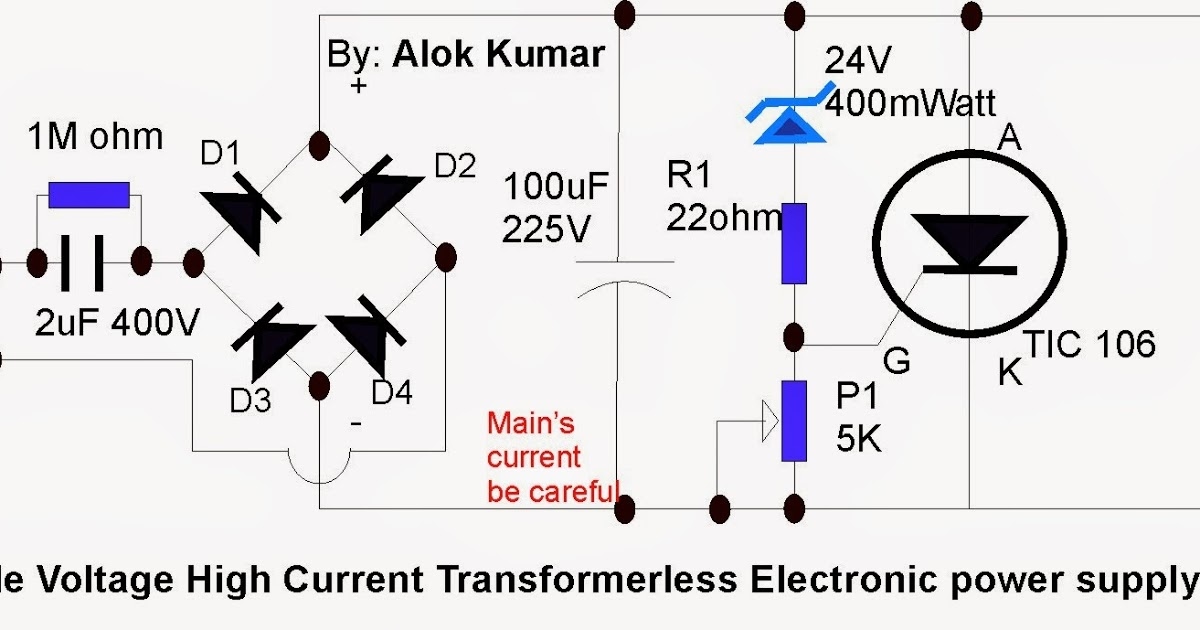 Remarkable Electronic Circuits Transformerless Power Supply Led Drivers Wiring Cloud Gufailluminateatxorg