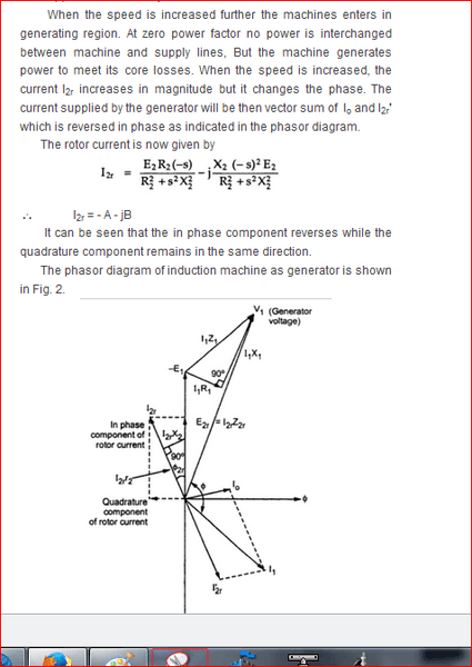 Stupendous Equivalent Circuit And Phasor Diagram Of 3 Phase Induction Motor Wiring Cloud Rdonaheevemohammedshrineorg