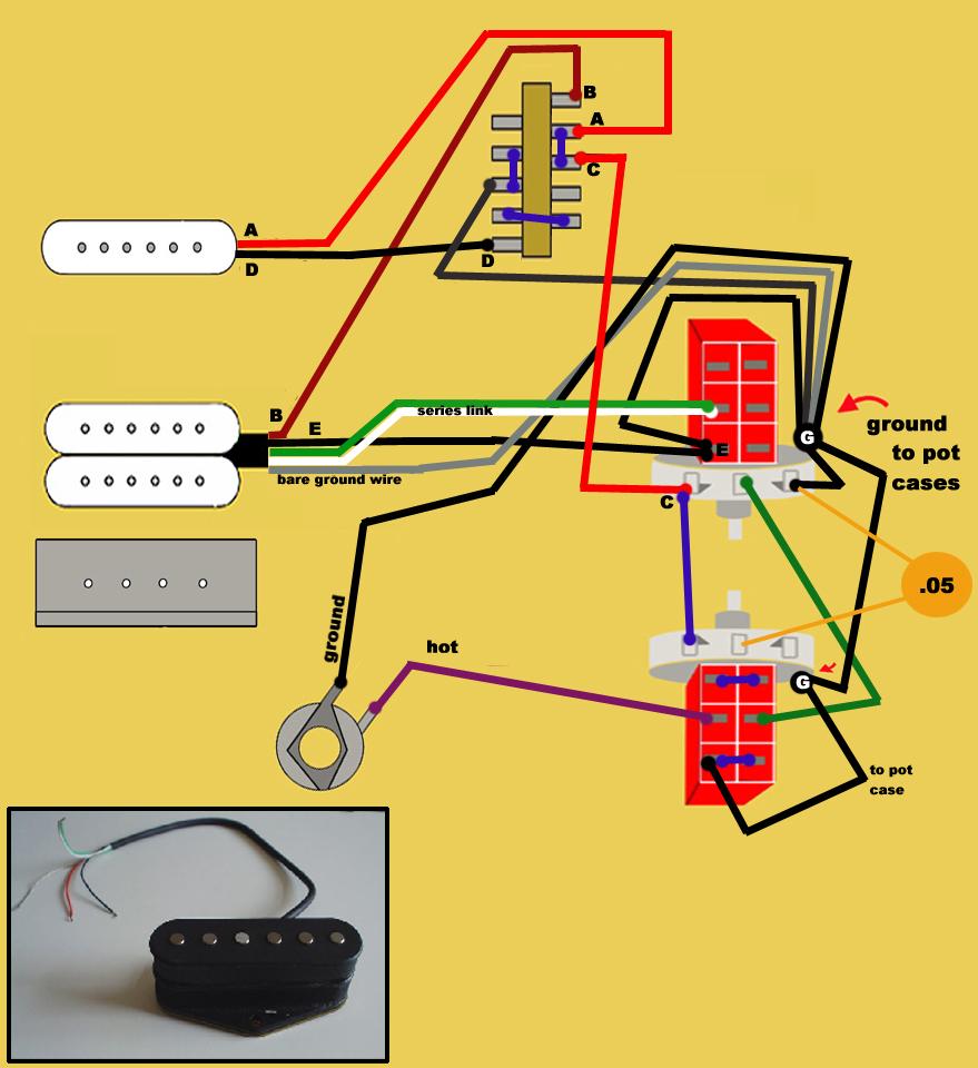 Diagram Fender Scn Wiring Full