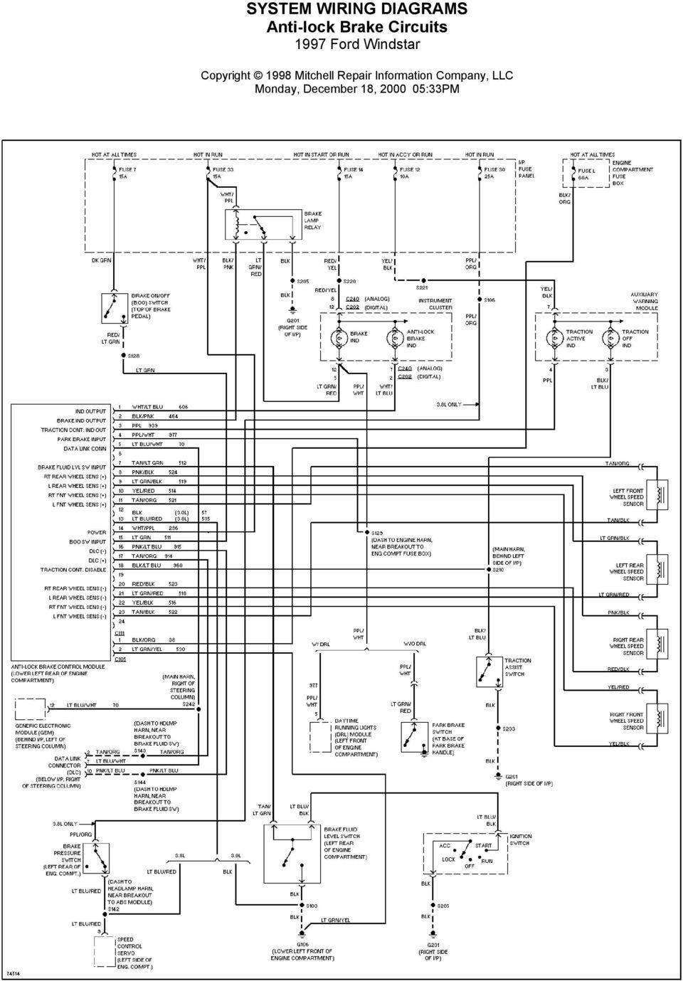 2000 Windstar Wiring Diagram Free Picture Schematic 2002 Bmw 330ci Fuse Box Diagram Source Auto5 Yenpancane Jeanjaures37 Fr