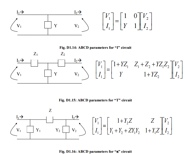Groovy Solved Problem 12 Show That Abcd Parameters For The Follo Wiring Cloud Monangrecoveryedborg