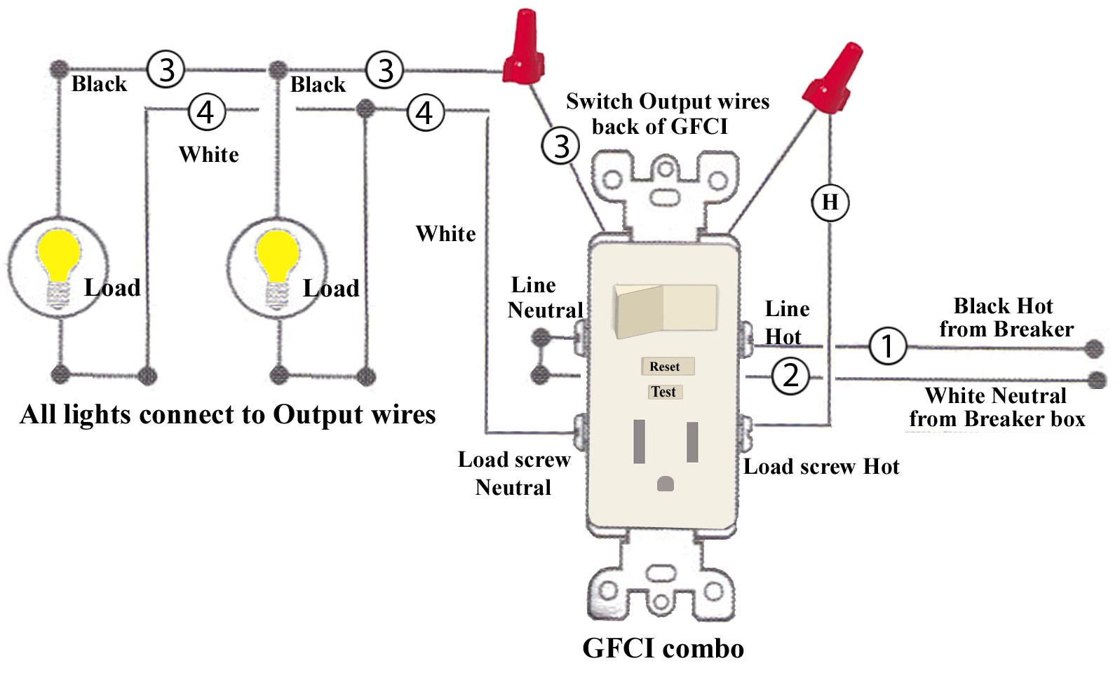 Zg 9179 Wiring An Outlet And Switch Combo Free Diagram