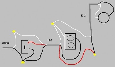 Nf 4263 Wiring An Outlet And Light
