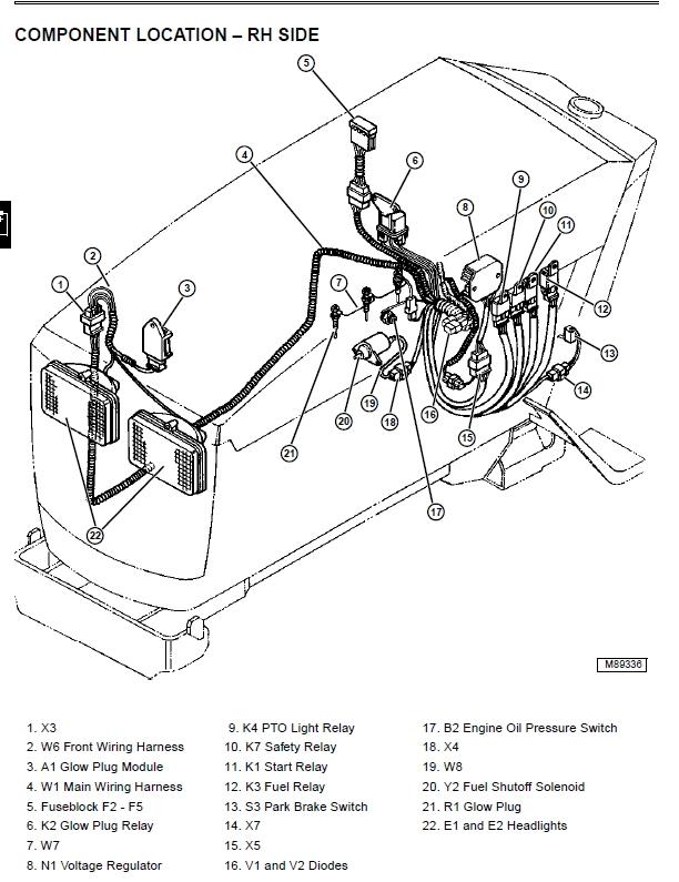 sl5770 wiring diagram john deere 4020 tractor manual
