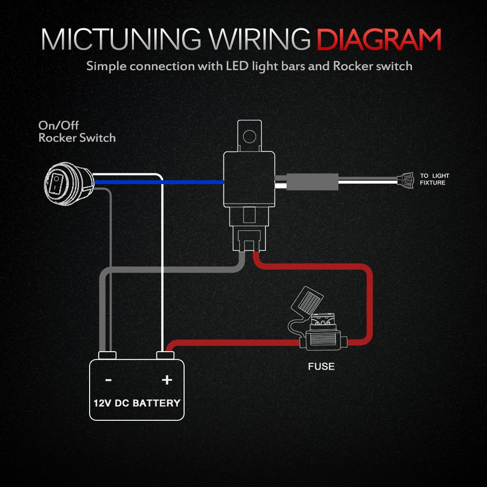 Oy 8051 Led Light Bar Relay Wiring Diagram On Denso 12v 4 Pin Relay Diagram Wiring Diagram