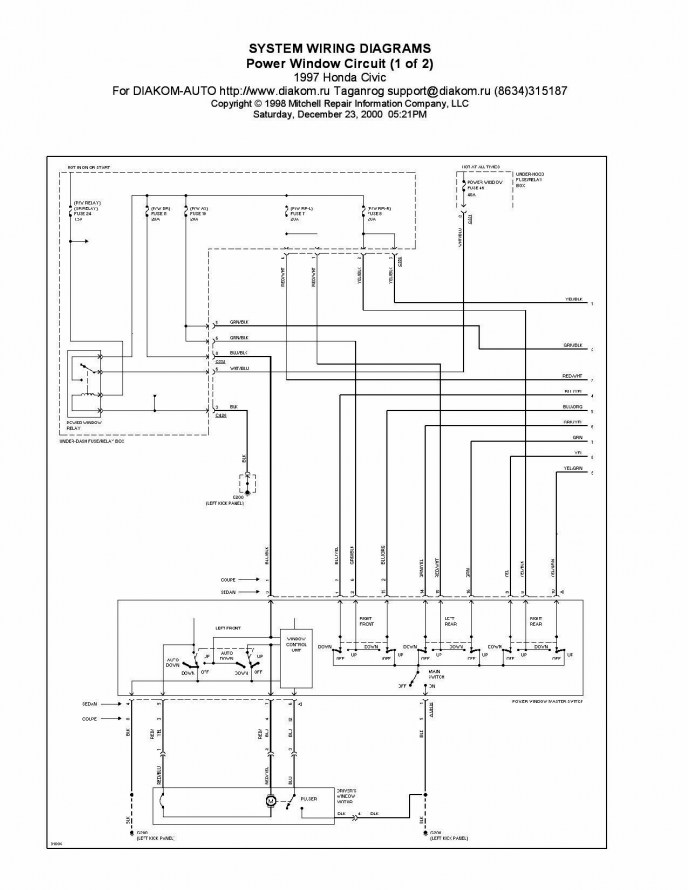 NZ_4691] 92 Civic Power Window Wiring Diagram Download DiagramEachi Barep Barba Mohammedshrine Librar Wiring 101