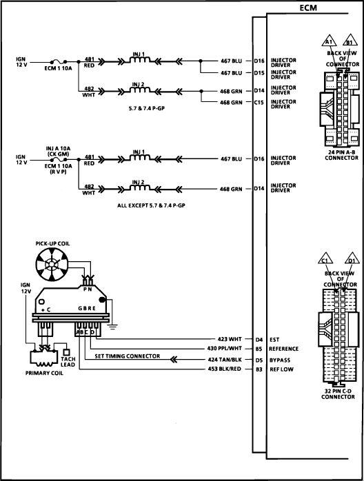 Wondrous 98 Chevy Wiring Schematics Wiring Diagram Wiring Cloud Hemtshollocom
