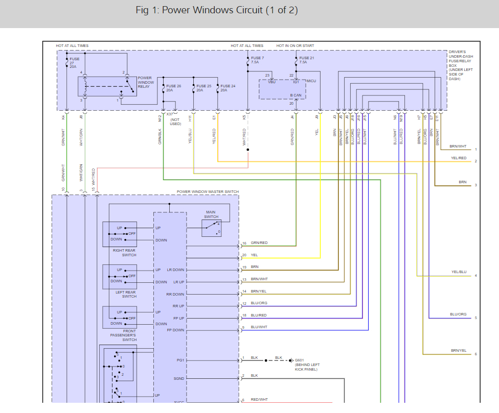 Vy Wiring Diagram Stereo
