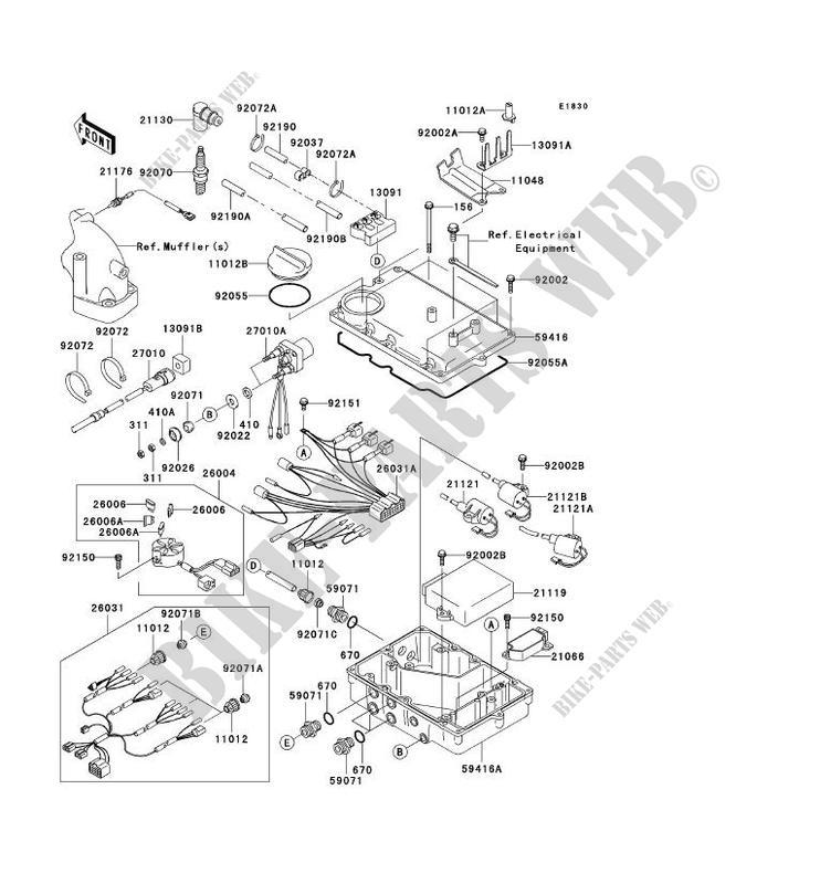 zx6e wiring diagram as 9950  1999 kawasaki mule 2510 wiring diagram lzk gallery wiring  1999 kawasaki mule 2510 wiring diagram