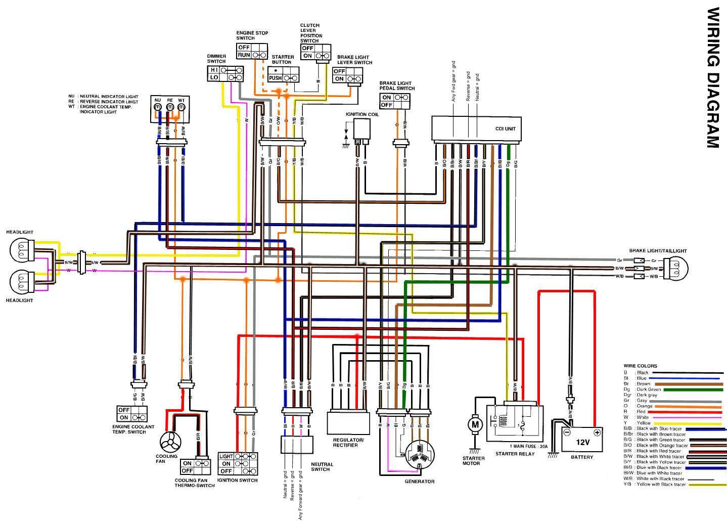 RS_8989] Wiring Schematic Yfz 450 Schematic WiringDrosi Jebrp Mohammedshrine Librar Wiring 101