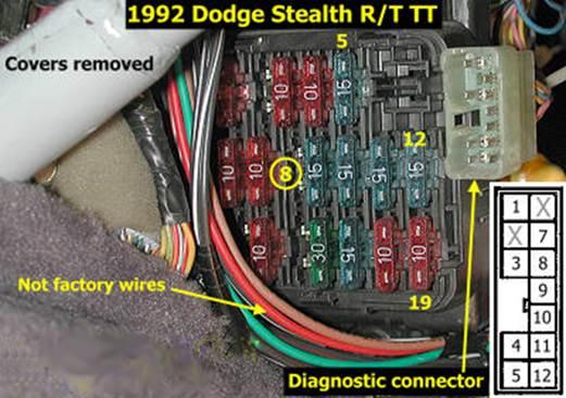 3000gt Fuse Box Diagram Cat5e Wiring Home Internet Begeboy Wiring Diagram Source