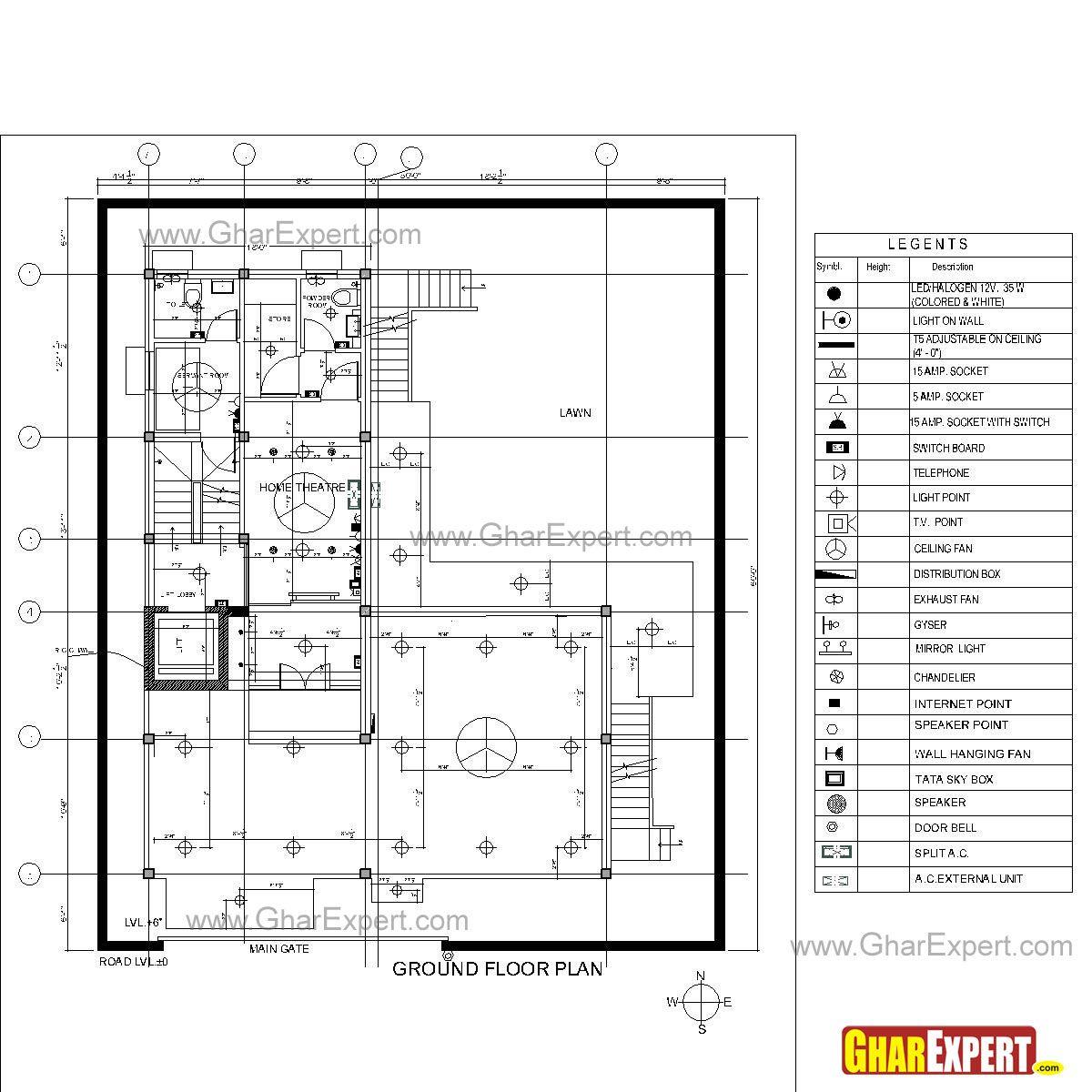 Bg 4430  Architectural Wiring Diagrams Schematic Wiring
