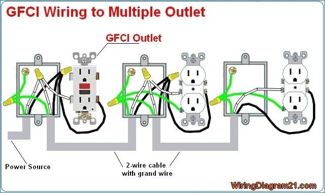 Ar 3043 Wiring Multiple Outlets On Same Circuit