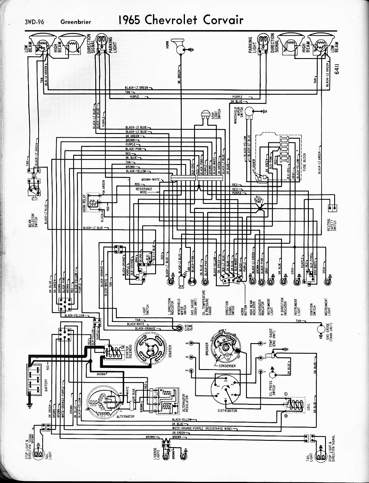 Ax 8116  Wiring Diagram On Corvette Wiring Diagram On