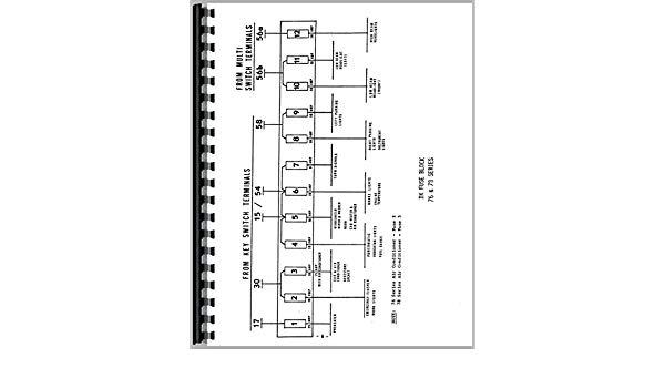 Phenomenal Deutz Allis Dx120 Tractor Wiring Diagram Service Manual Wiring Cloud Onicaalyptbenolwigegmohammedshrineorg