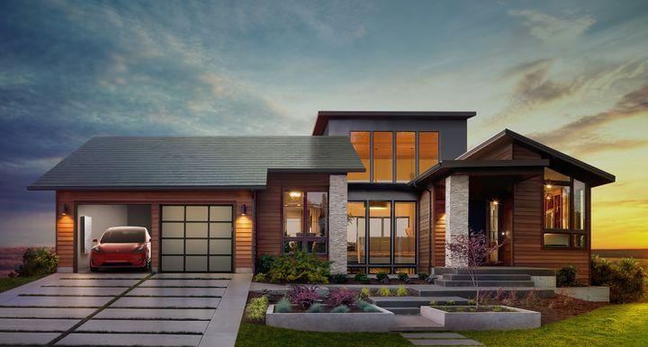 Magnificent Elon Musk Unveils Shingles That Could Finally Make Rooftop Solar Wiring Cloud Staixaidewilluminateatxorg