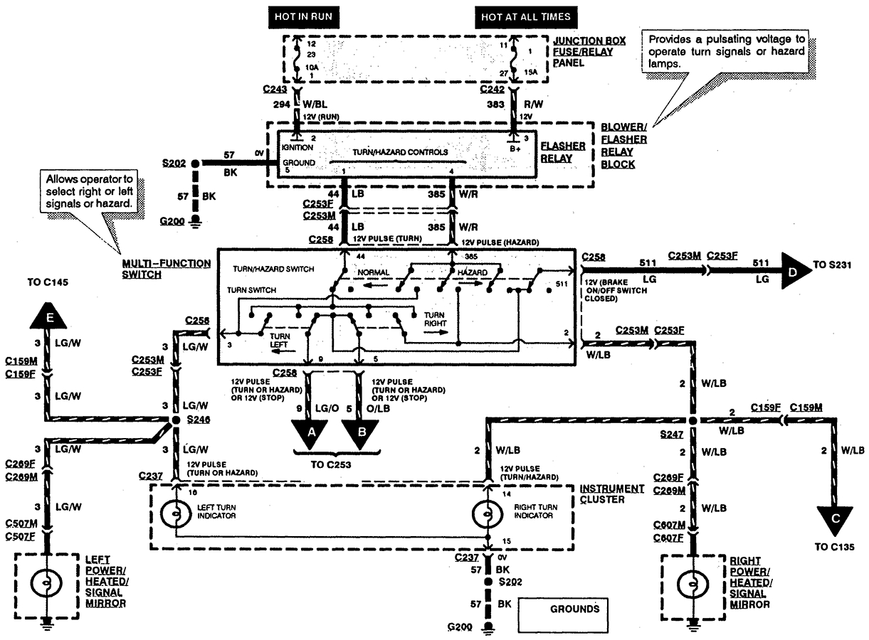 VL_1243] Trailer Wiring Diagram Ford Download DiagramAriot Pap Mohammedshrine Librar Wiring 101