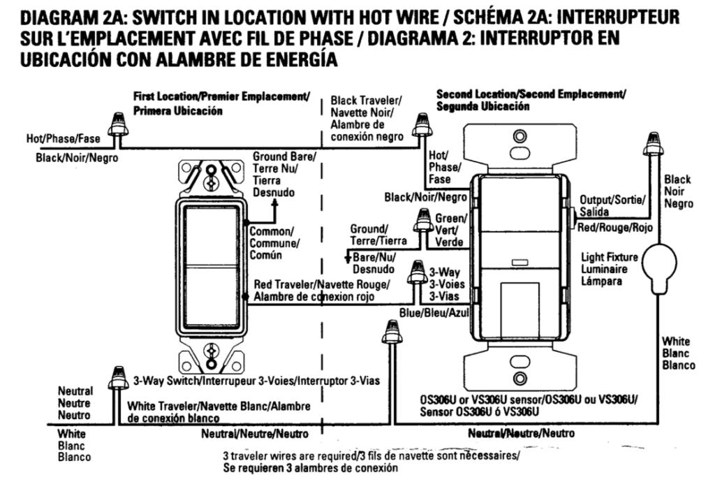 Cooper 3 Way Motion Sensor Wall Switch  U2013 Wall Design Ideas