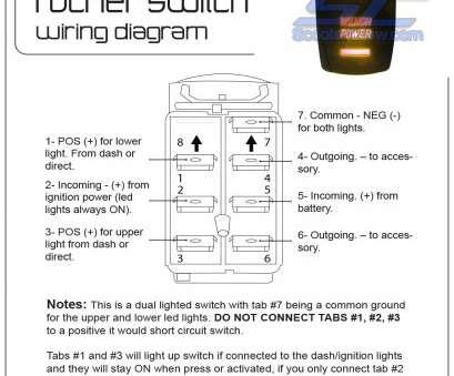 bv7578 wiring illuminated rocker switch 240v schematic wiring
