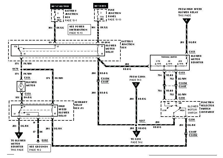 Ford Fiesta Mk4 Stereo Wiring Diagram