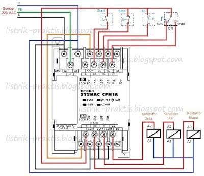 To 1397 Wiring Diagram Star Delta Plc Free Diagram