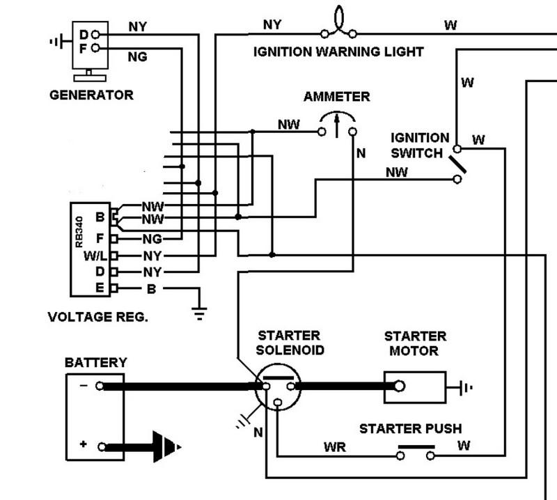YR_1358] Denso 12V Alternator Wiring Diagram Wiring DiagramBatt Renstra Fr09 Librar Wiring 101