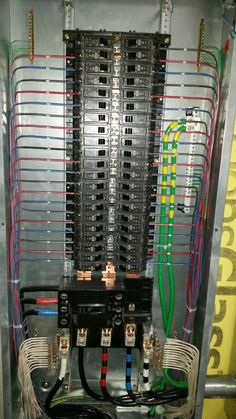 Phenomenal House Electrical Panel Wiring Wiring Diagram Box Wiring Cloud Onicaxeromohammedshrineorg