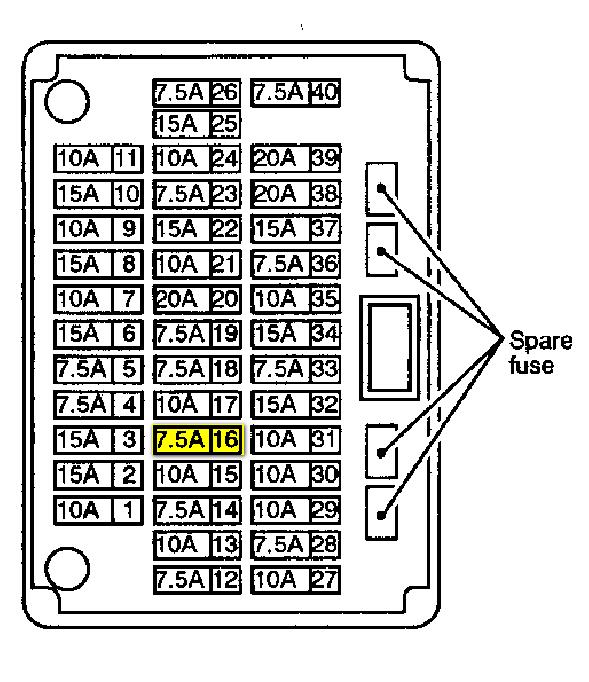 2001 infiniti i30 radio wiring diagram infiniti i30 fuse box wiring diagram schematics  infiniti i30 fuse box wiring diagram