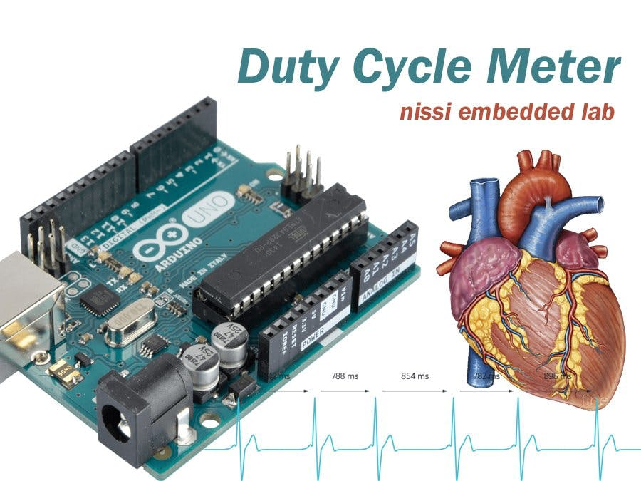 Astonishing Duty Cycle Calculator And Frequency Meter Arduino Project Hub Wiring Cloud Timewinrebemohammedshrineorg