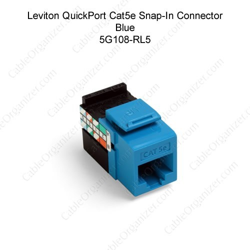 Tremendous Leviton Quickport Cat 5E Gigamax Snap In Connector Jack Wiring Cloud Ymoonsalvmohammedshrineorg