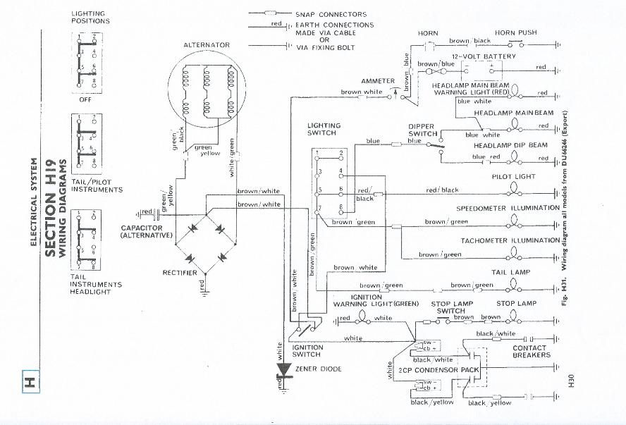 triumph bonneville wiring diagram bz 0225  1969 triumph bonneville engine diagram schematic wiring  1969 triumph bonneville engine diagram