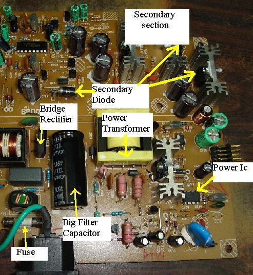 Phenomenal Power Supply Repair Troubleshooting Testing Problems And Failure Wiring Cloud Itislusmarecoveryedborg