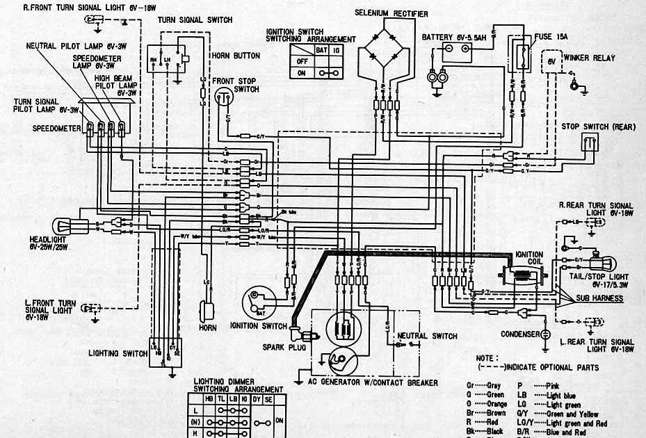 BF_1489] Honda Cb92 And Ca95 Electrical Wiring Diagram Download DiagramDylit Neph Knie Numap Mohammedshrine Librar Wiring 101
