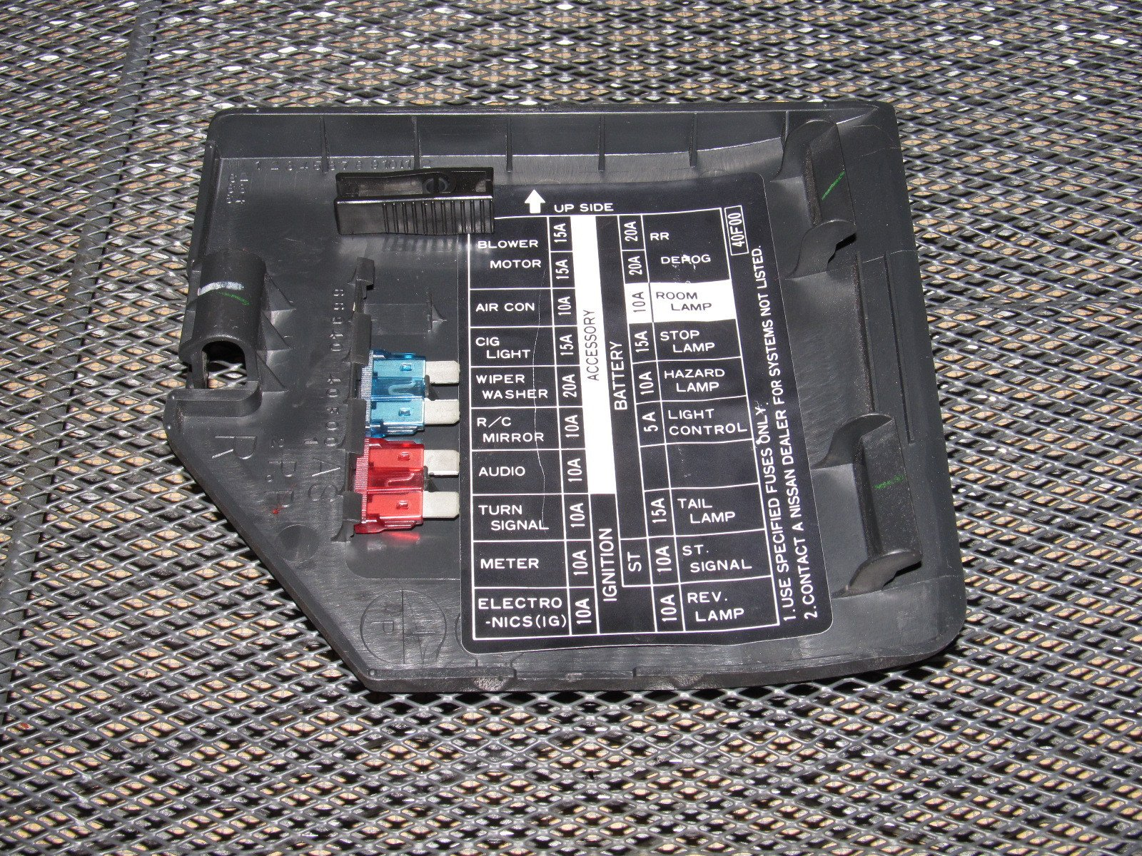 97 Nissan 240sx Fuse Box - 2005 Mack Wiring Diagram for Wiring Diagram  SchematicsWiring Diagram Schematics