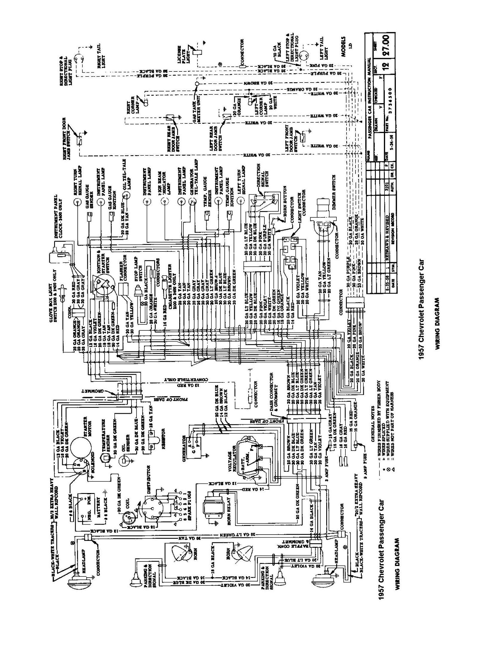 Pleasing Chevy Wiring Diagrams Wiring Cloud Overrenstrafr09Org