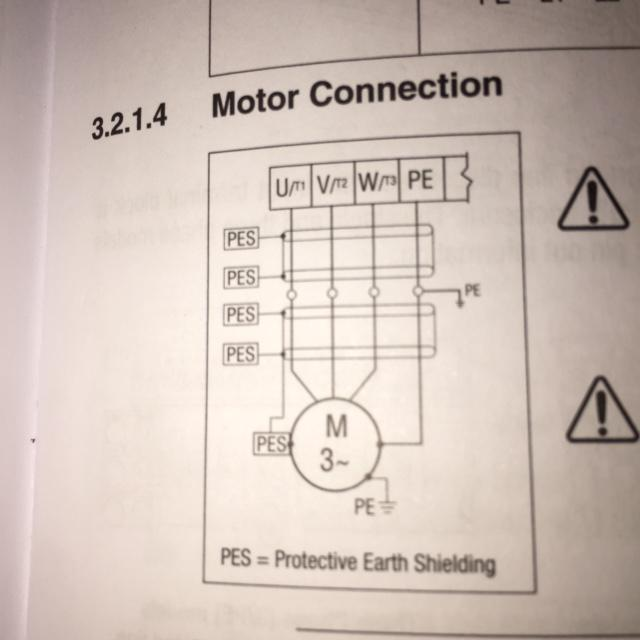 Fabulous Wiring How To Wire 3 Phase Motor To Vfd Electrical Engineering Wiring Cloud Orsalboapumohammedshrineorg